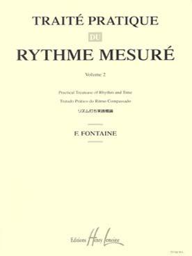 TRAITE PRATIQUE DU RYTHME MESURE VOL 2