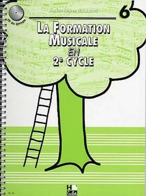 LA FORMATION MUSICALE EN 2ème CYCLE VOL 6
