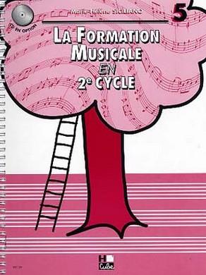 LA FORMATION MUSICALE EN 2ème CYCLE VOL 5