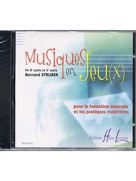 MUSIQUE EN JEUX CD