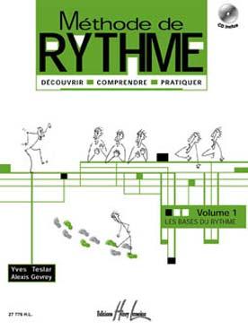METHODE DE RYTHME VOL 1