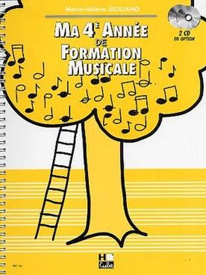 MA 4ème ANNEE DE FORMATION MUSICALE