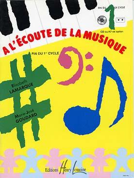A L\'ECOUTE DE LA MUSIQUE FIN 1er CYCLE