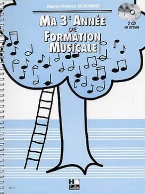 MA 3ème ANNEE DE FORMATION MUSICALE