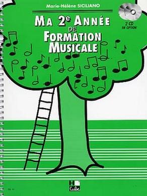 MA 2ème ANNEE DE FORMATION MUSICALE