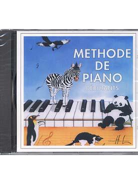 METHODE PIANO DÉBUTANTS CD