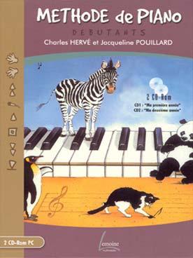 METHODE PIANO DÉBUTANTS CD ROM