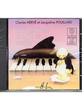 MA PREMIERE ANNEE DE PIANO CD