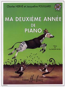 MA DEUXIEME ANNEE DE PIANO