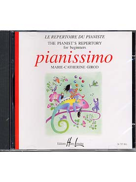CD PIANISSIMO VOL 1