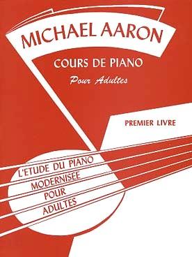 MICHAEL AARON COURS POUR ADULTES VOL 1