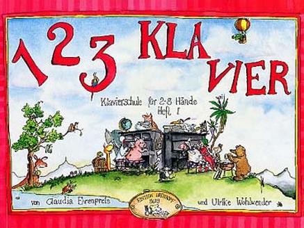 123 KLAVIER VOL 1