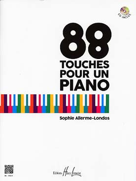88 TOUCHES POUR UN PIANO