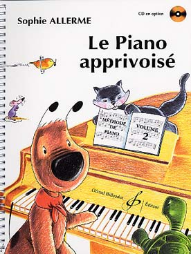 LE PIANO APPRIVOISE VOL 2