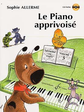 LE PIANO APPRIVOISE VOL 3