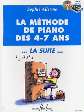 LA METHODE DE PIANO DES 4-7 ANS VOL 2
