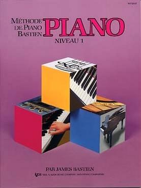 PIANO BASTIEN VOL 1