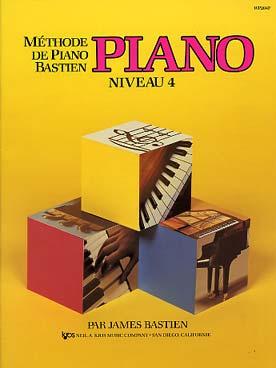 PIANO BASTIEN VOL 4