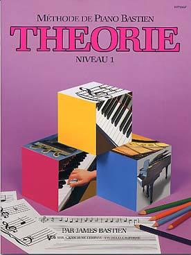 PIANO BASTIEN THEORIE VOL 1