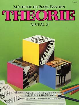 PIANO BASTIEN THEORIE VOL 3