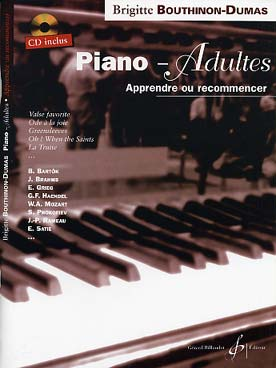 PIANO ADULTES