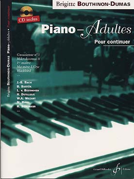 PIANO ADULTES CONTINUER