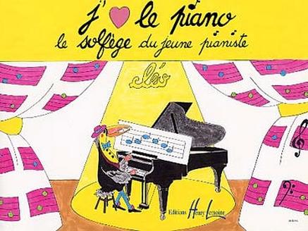 J\'AIME LE PIANO