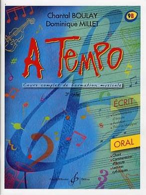 A TEMPO VOLUME 9B ORAL