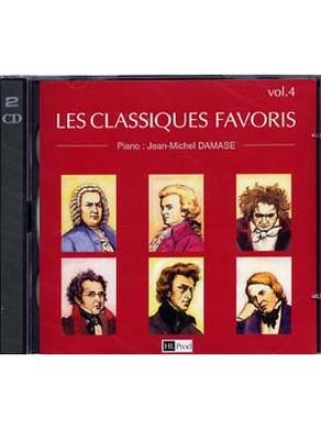 CD CLASSIQUES FAVORIS VOL 4