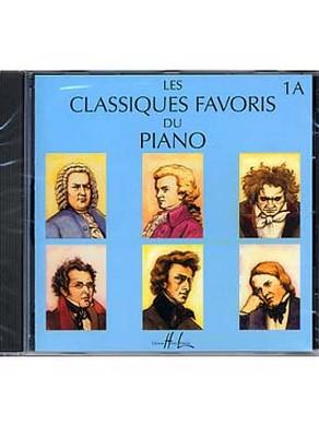 CD CLASSIQUES FAVORIS VOL 1A