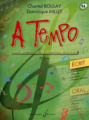 A TEMPO VOLUME 9A ECRIT