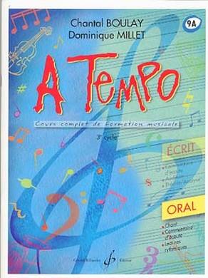 A TEMPO VOLUME 9A ORAL