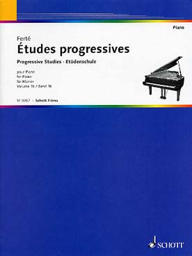 FERTE ETUDES PROGRESSIVES VOL 1B