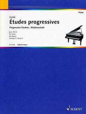 FERTE ETUDES PROGRESSIVES VOL 2