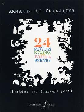 24 PETITES ETUDES