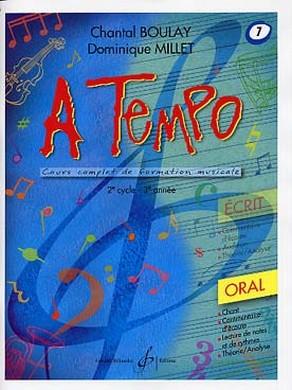 A TEMPO VOLUME 7 ORAL