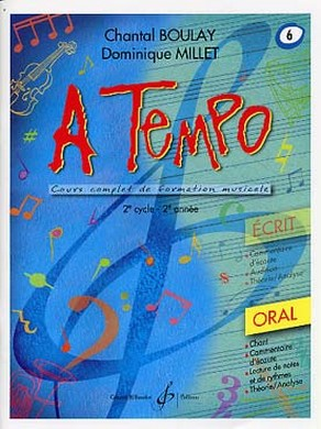 A TEMPO VOLUME 6 ORAL