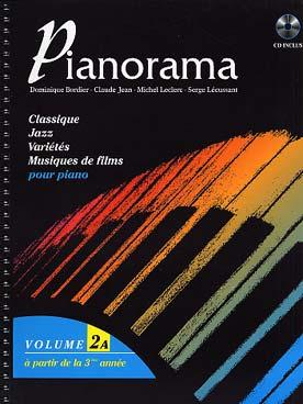 PIANORAMA VOL 2A