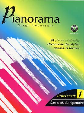 PIANORAMA HORS SERIE VOL 1