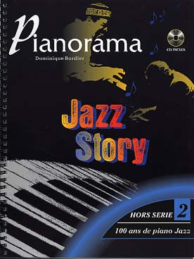 PIANORAMA HORS SERIE VOL 2 JAZZ STORY