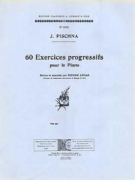 PISCHNA 60 EXERCICES PROGRESSIFS