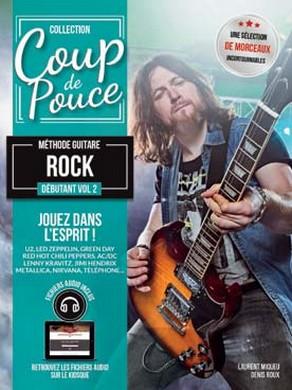 COUP DE POUCE GUITARE ROCK VOL 2