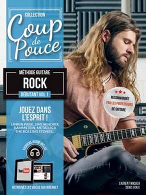 COUP DE POUCE GUITARE ROCK