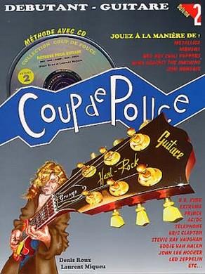 COUP DE POUCE GUITARE ELECTRIQUE VOL 2