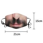 1pc-dr-le-Expression-impression-Masque-visage-adulte-unisexe-f-te-masques-lavable-r-utilisable-tissu