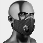 Masque-facial-de-cyclisme-avec-filtres-2-Valves-d-chappement-PM-2-5-Clip-nasal-demi