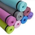 Tapis-de-Yoga-anti-d-rapant-sport-tapis-de-Fitness-3MM-6MM-d-paisseur-EVA-confort