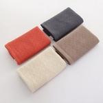 Serviette-de-salle-de-bain-gaufres-72x32-CM-1-pi-ce-couleur-unie-absorbante-forte-lingette