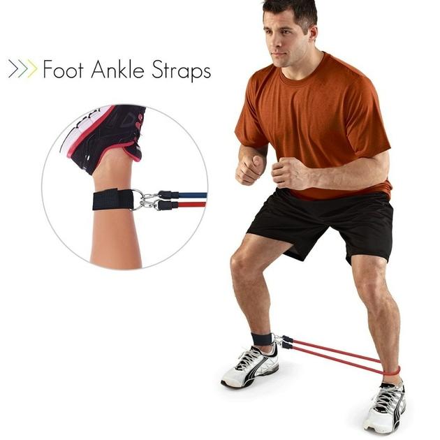 Programme musculation élastique