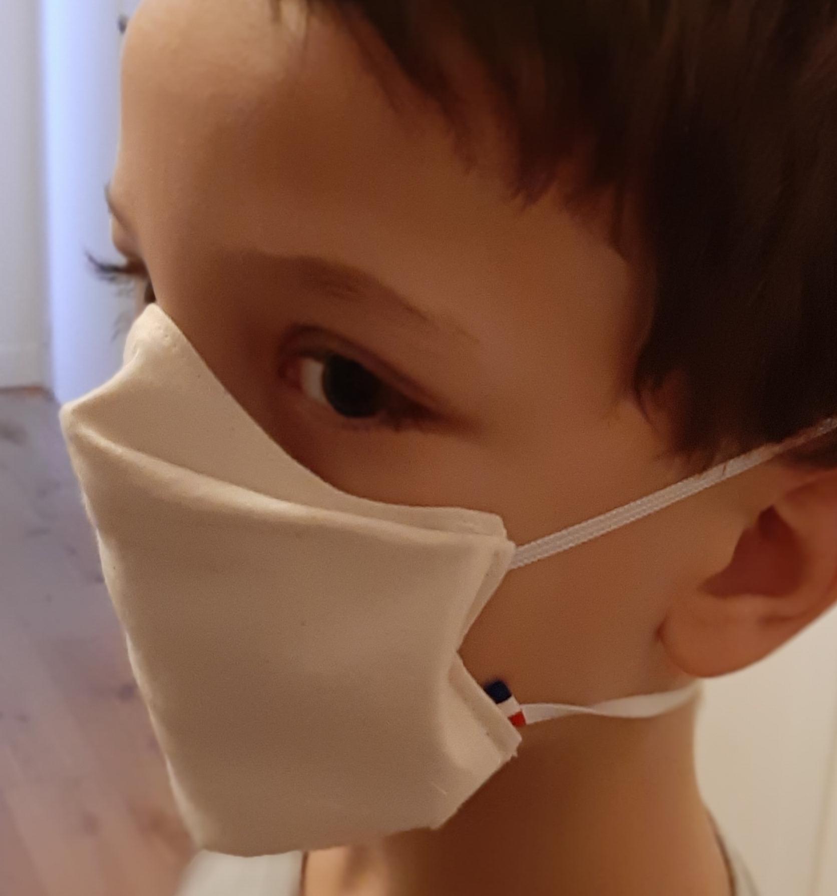 Masque Petite Taille